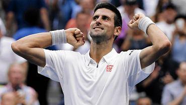 Novak Djoković w półfinale US Open 2016