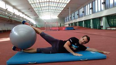 Ćwiczenia core stability