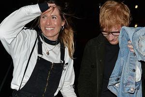 Ed Sheeran z dziewczyną