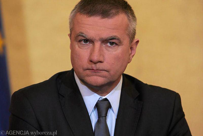 Były rzecznik rządu Paweł Graś