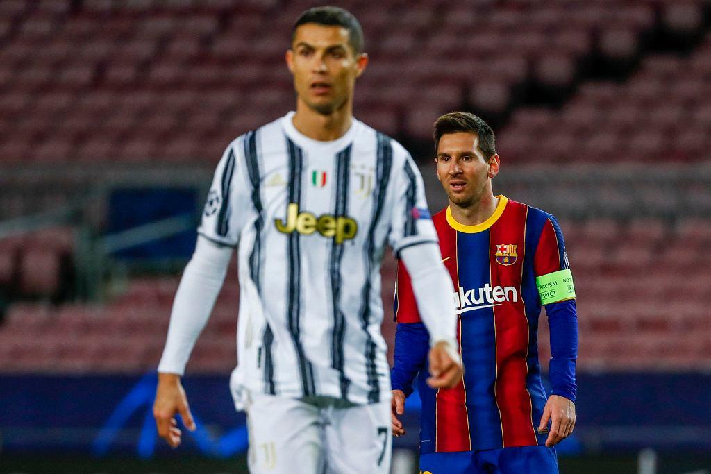 Jesienią 2020 r. Cristiano Ronaldo i Leo Messi spotkali się w Lidze Mistrzów. Jesienią 2021 mają się spotkać w Superlidze
