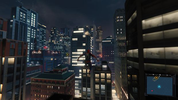 Marvel's: Spider-Man