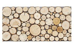 Drewno w kuchni na wiele sposobów