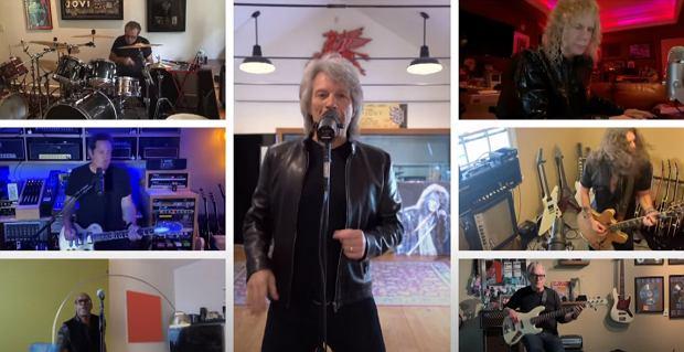Bon Jovi Performs 'Limitless' - The Voice Finale 2020