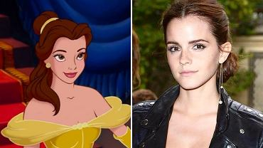 Belle i Emma Watson