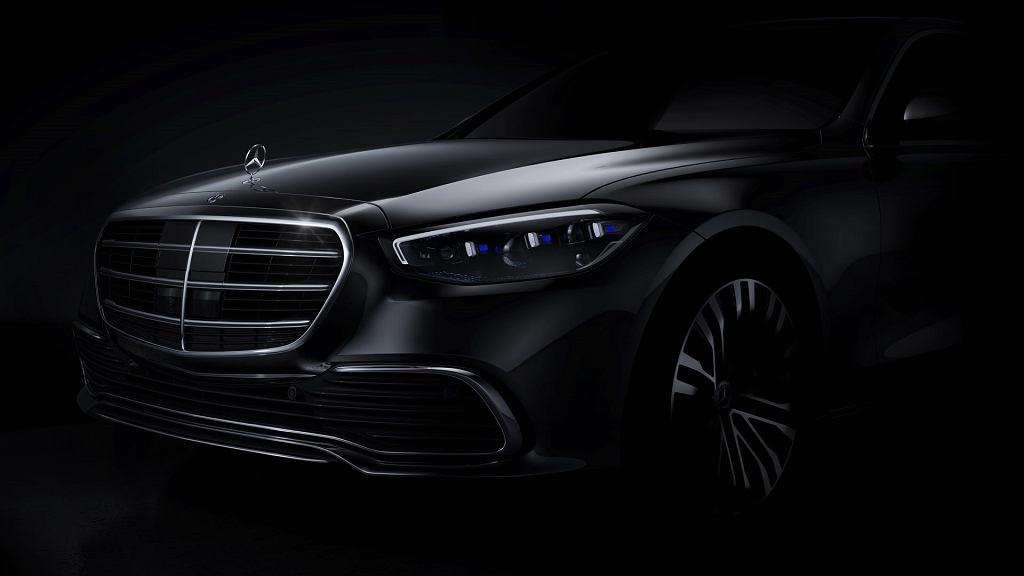 Mercedes klasy S (W223)