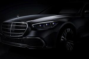 Mercedes kusi nową klasą S. Luksusowy model trafi do sprzedaży jeszcze w 2020 r.