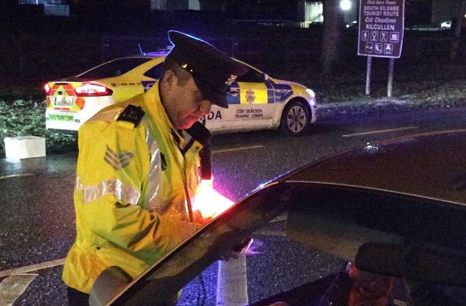 Policja irlandzka - zdjęcie ilustracyjne