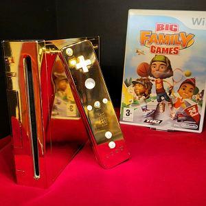 Złote Nintendo Wii