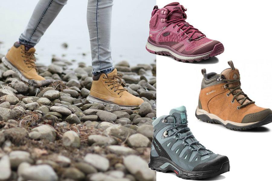 f6ff73fd Damskie buty trekkingowe dla wielbicielek górskich wycieczek. Które ...
