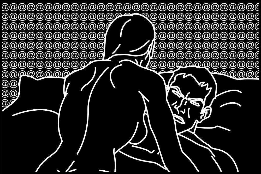 Mężczyźni, którzy unikają seksu