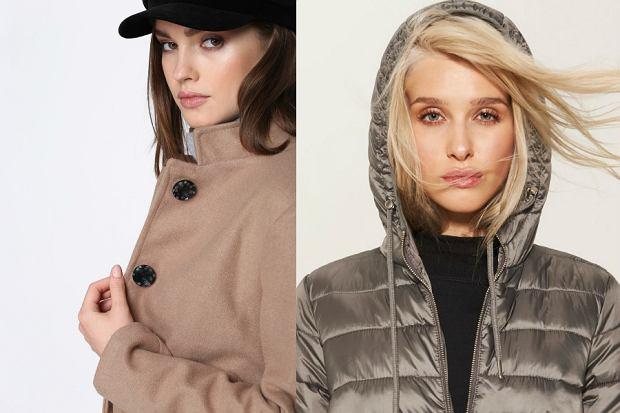 Zdjęcie numer 2 w galerii - Płaszcz zimowy i płaszcz jesienny - modele w intensywnych kolorach