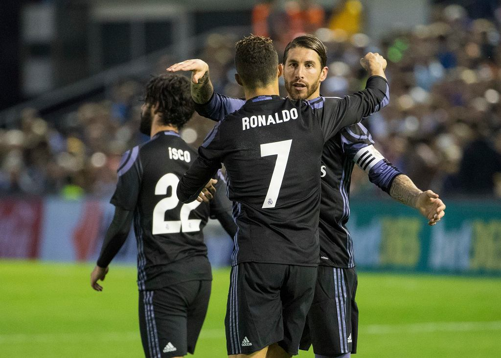 Mecz La Ligi pomiędzy Celtą Vigo a Realem Madryt!