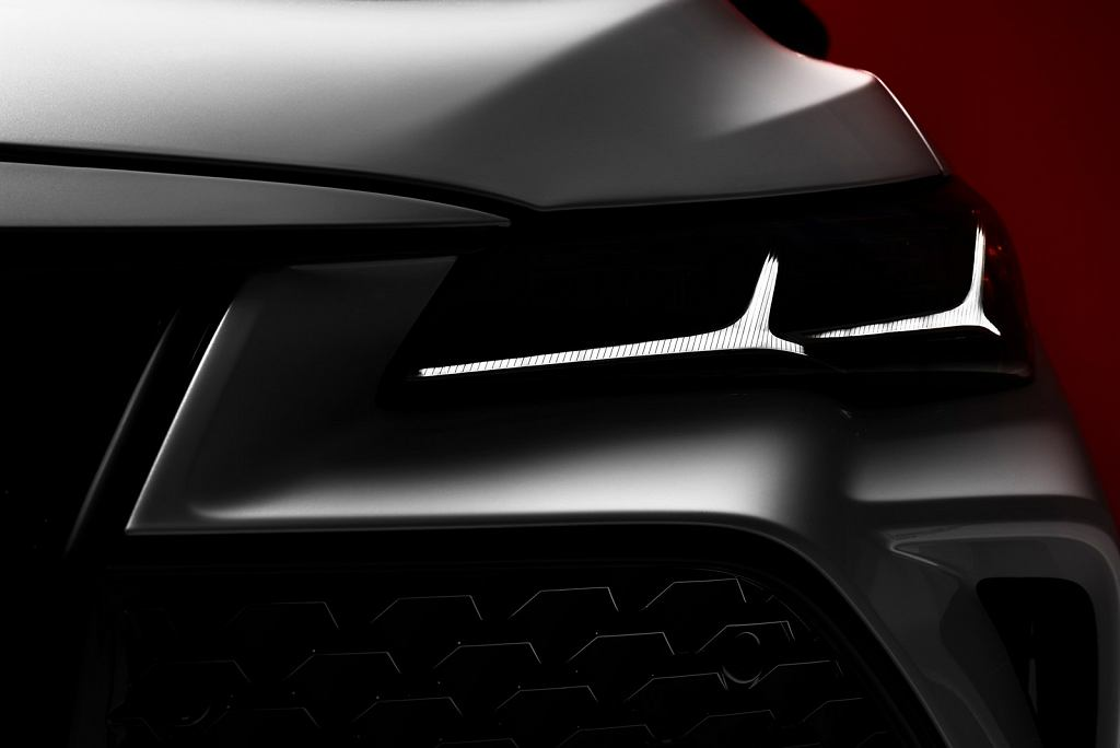Toyota Avalon 2018 (teaser)