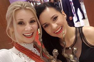 Ewa Stoch i Marcelina Hula