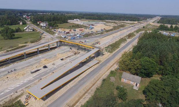 Budowa drogi ekspresowej S17 na odcinku Garwolin - Kurów