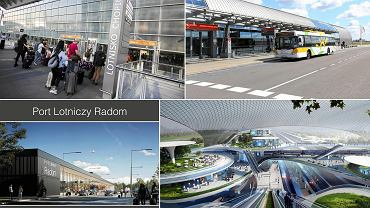 Cztery mazowieckie lotniska: Chopina, Modlin i planowane Radom i CPK