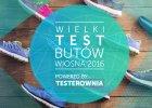 Nike, adidas, New Balance, ASICS, Brooks, Merrell, Mizuno... [WIELKI TEST BUTÓW - WIOSNA 2016]