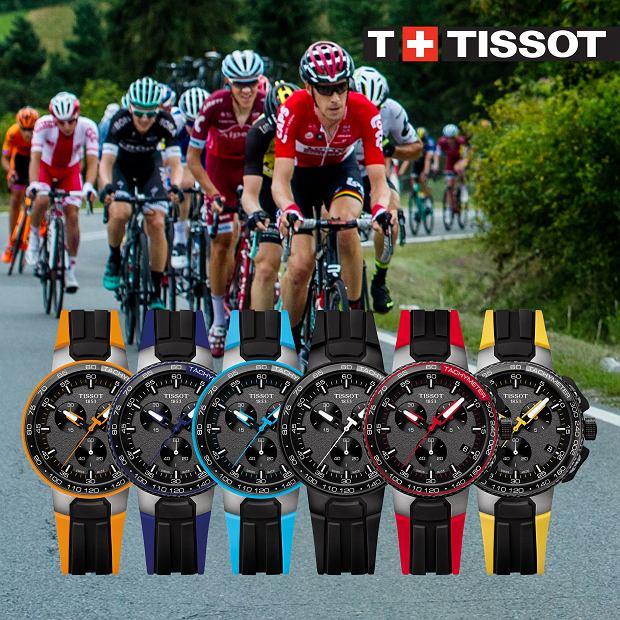 kolekcja Tissot T-Race Cycling