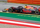 Max Verstappen najszybszy na pierwszym treningu przed GP Wielkiej Brytanii