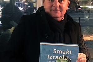 """""""Smaki Izraela"""" na Międzynarodowych Targach Książki w Krakowie"""