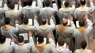 Duchowni - zdjęcie ilustracyjne