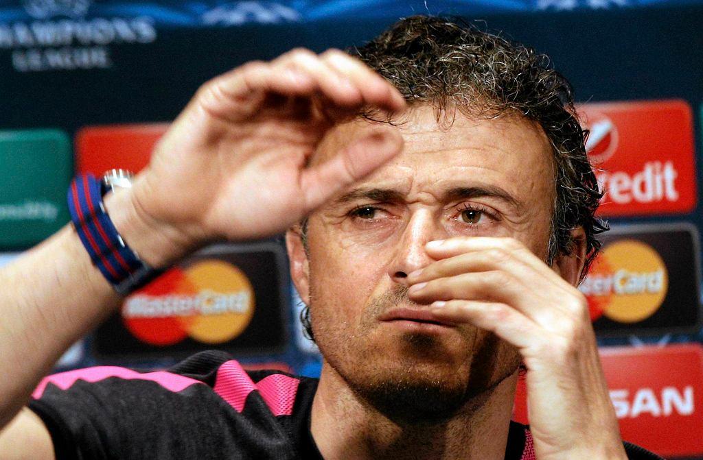 PSG - FC Barcelona. Składy