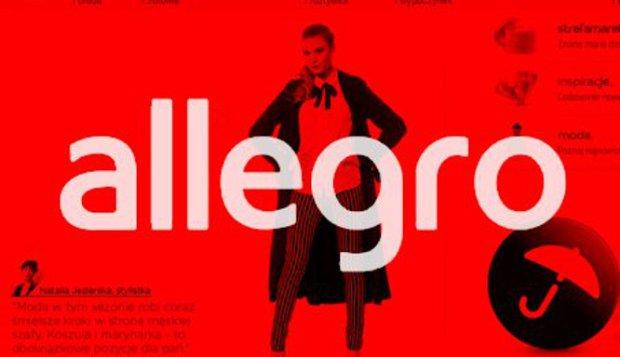 Allegro podsumowało święta