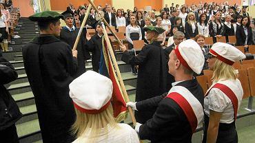 Opolskie uczelnie są przygotowane na rozpoczęcie roku akademickiego.