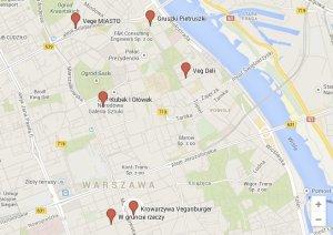 Gdzie Iść Na Najlepsze Wegetariańskie Jedzenie W Warszawie