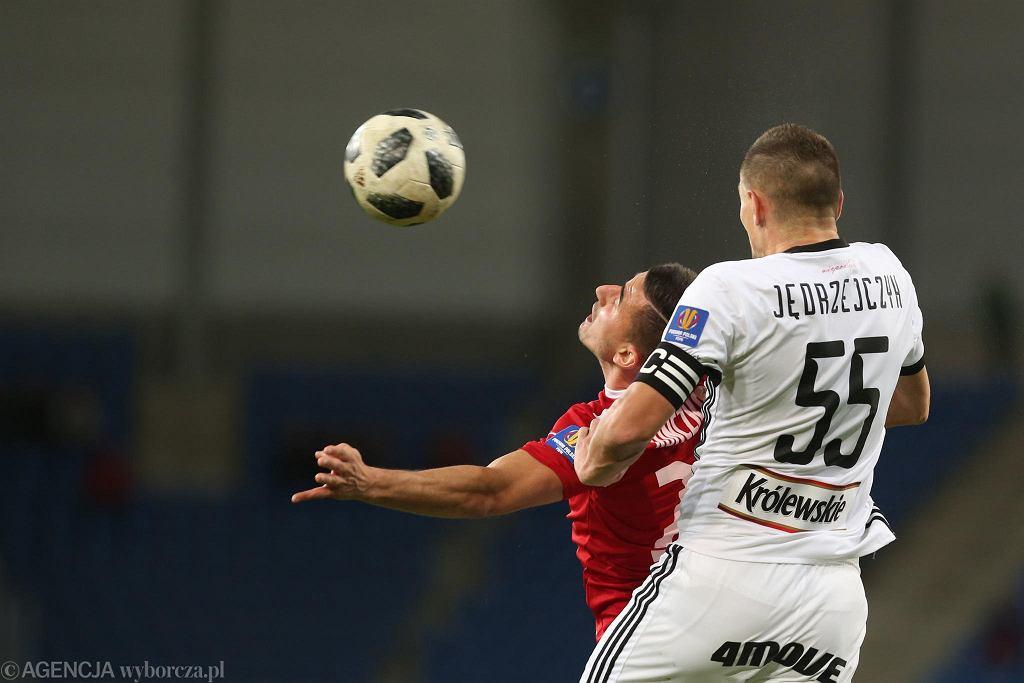 Piast - Legia w Pucharze Polski