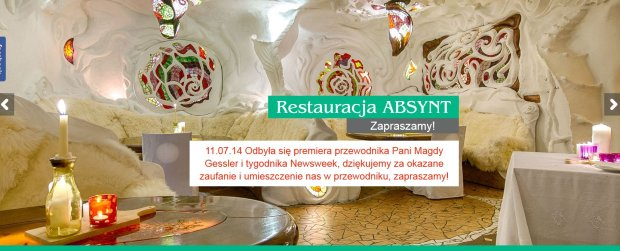 Restauracja Absynt