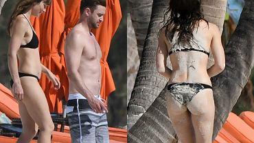 Justin Timberlake rzadko daje się sfotografować ze swoją żoną, Jessicą Biel. Ale podczas wakacji na Karaibach, paparazzi udało się przyłapać gwiazdy na plaży. Figle w morzu, opalanie... Justin jest oczywiście bardzo gorący, ale na tych zdjęciach to jego żona wypadła zaskakująco świetnie.