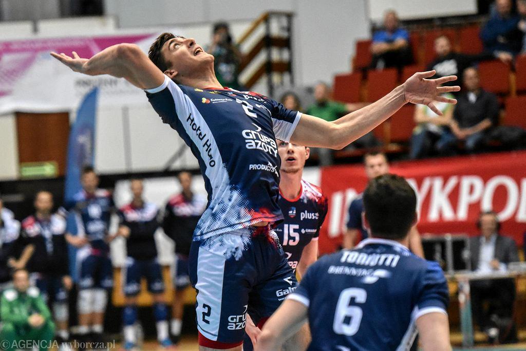 Mecz siatkówki Indykpol AZS Olsztyn-ZAKSA Kędzierzyn-Koźle