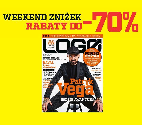Magazyn 'Logo' - wrzesień 2019 - WEEKEND ZNIŻEK