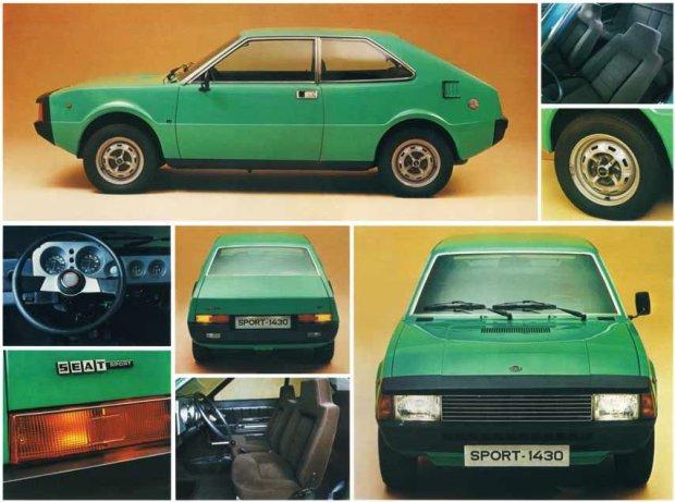 Seat 1430 Sport Bocanegra (fot. Seat)