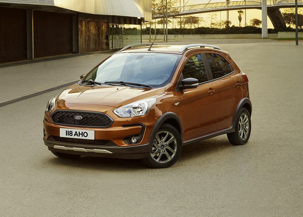 Nowy Ford KA+Active