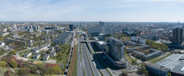 Katowice są stolicą Górnośląsko-Zagłębiowskiej Metropolii