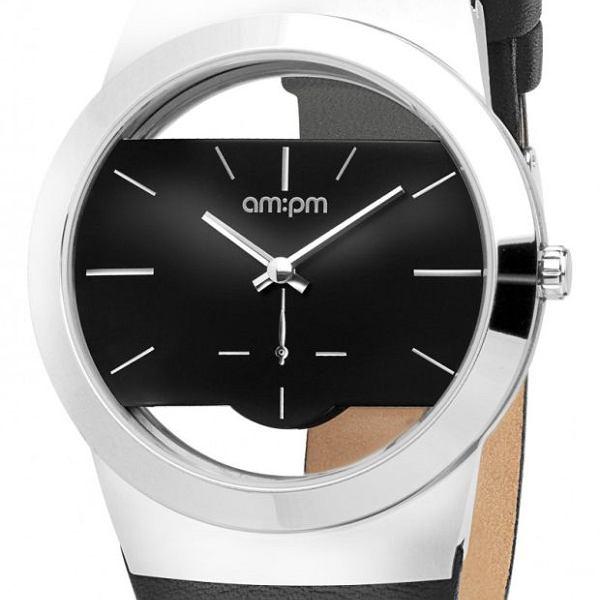 Zegarek z kolekcji AM:PM. Cena: 490 zł