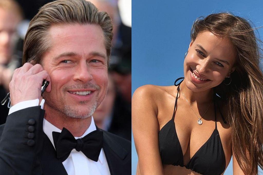 Brad Pitt, Nicole Poturalski