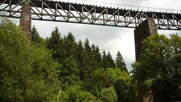 Czarny Most w Nowej Rudzie