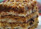 <strong>Blok</strong> <strong>czekoladowy</strong>, murzynek, zebra, czyli ciasto jak u mamy. Sentymentalne przysmaki z dawnych lat