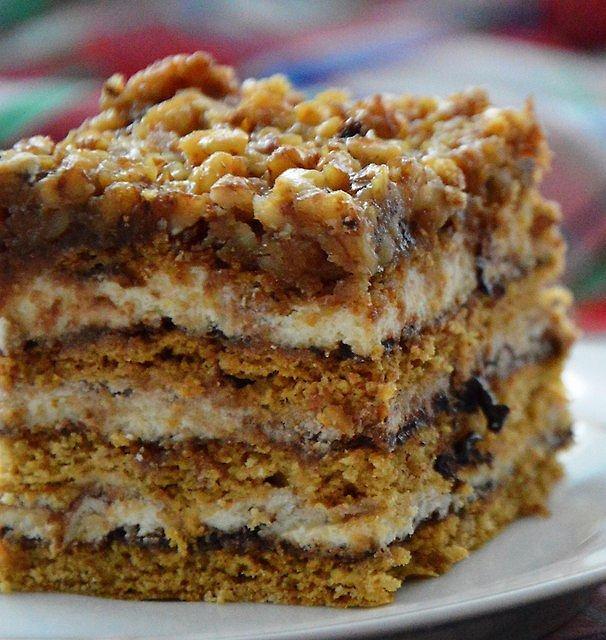 Blok czekoladowy, murzynek, zebra, czyli ciasto jak u mamy. Sentymentalne przysmaki z dawnych lat