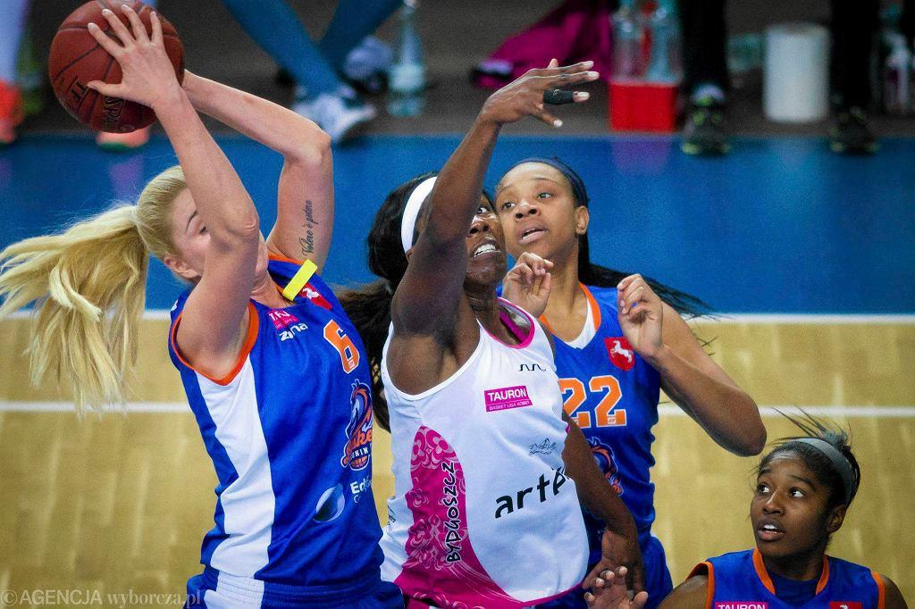 Artego Bydgoszcz - Basket Konin 103:62