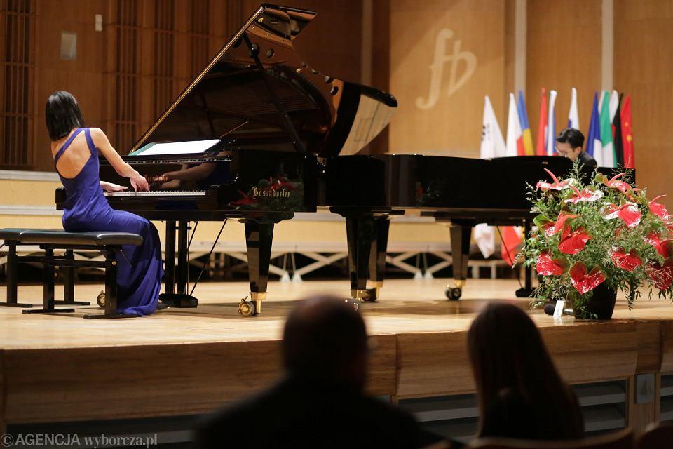 Zdjęcie numer 10 w galerii - Desant pianistów z Azji najlepszy. Finał Konkursu Duetów Fortepianowych