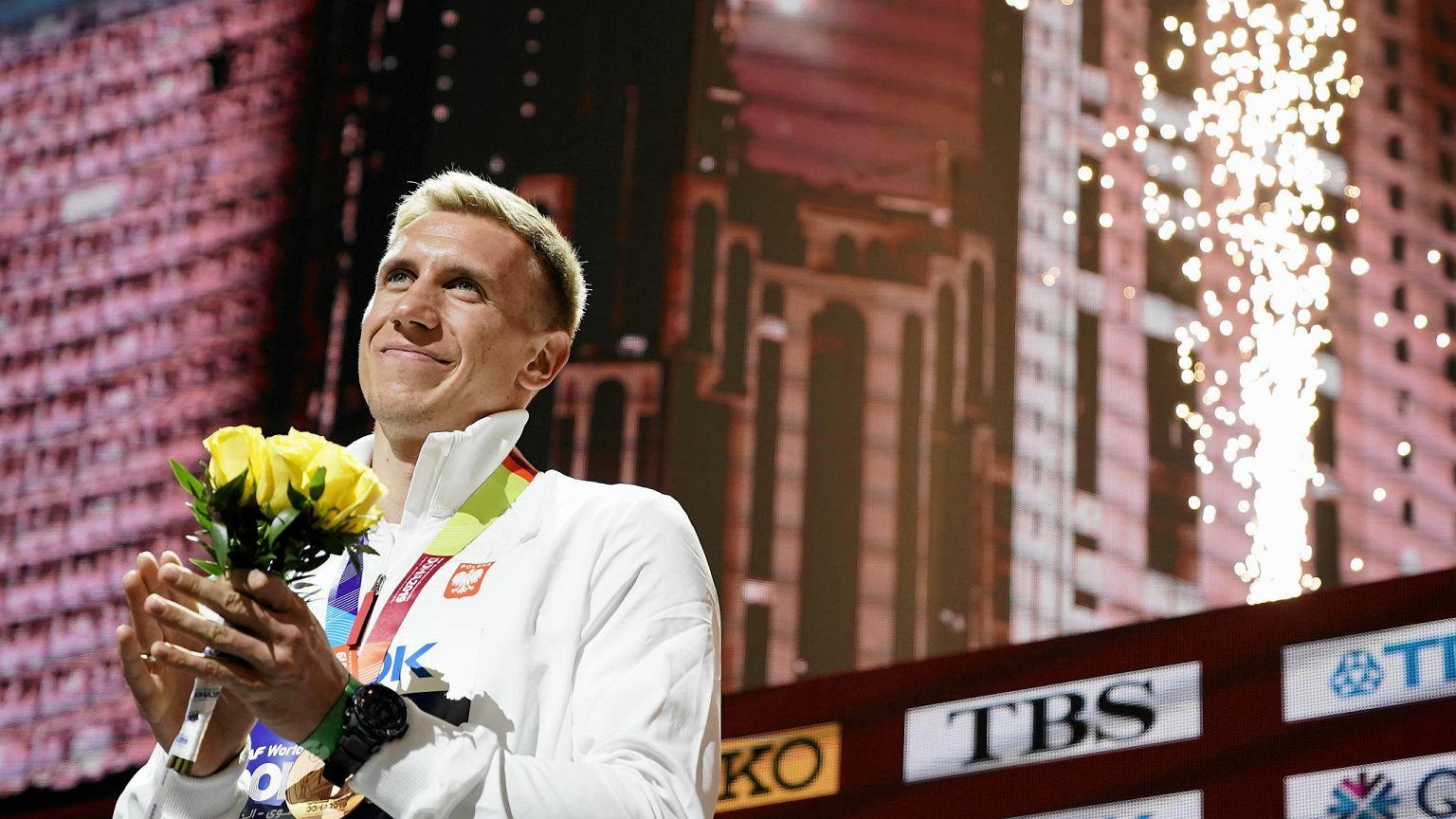 Piotr Lisek już pracuje na medal olimpijski.