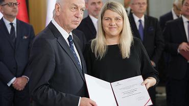 Mąż Aleksandry Szczudło pracuje jako wiceprezes PGNiG. A co z uchwałą sanacyjną?