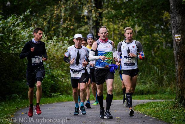 Zdjęcie numer 108 w galerii - Silesia Marathon. Chłód i wiatr niestraszne, rekord pobity! [ZDJĘCIA]