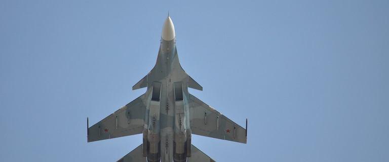 Katastrofa myśliwca w Rosji, mogła nie być wypadkiem