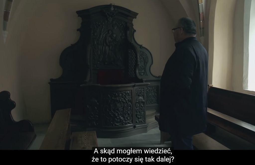 Kadr z filmu 'Tylko nie mów nikomu'